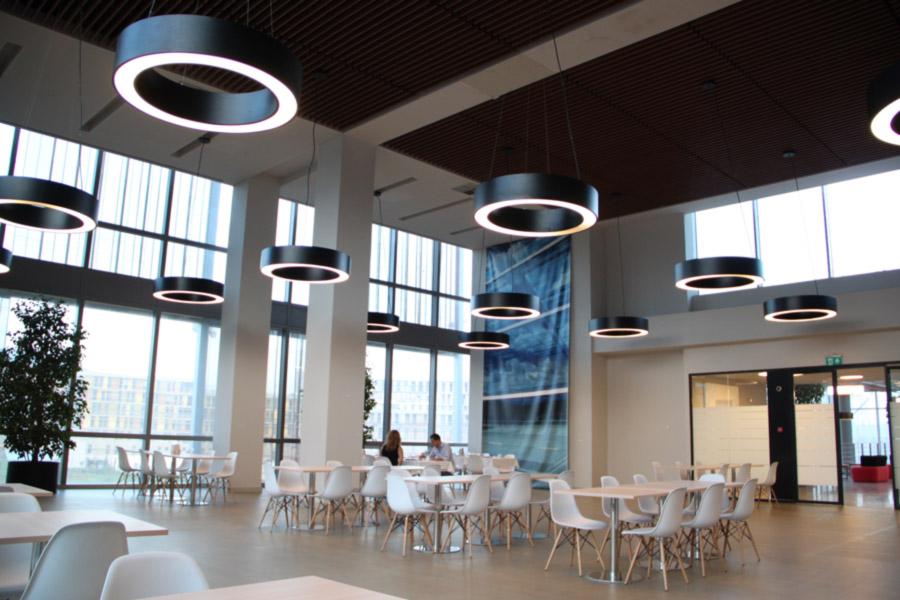 Özyeğin Üniversitesi Enerji Dağıtım Merkezi